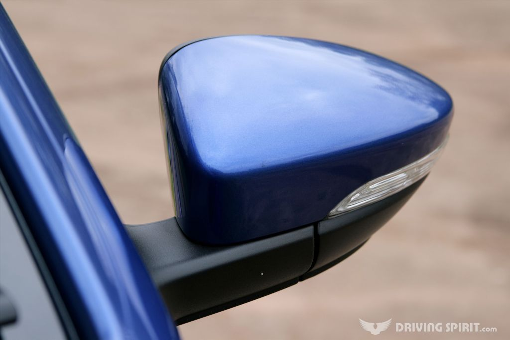 Volkswagen Scirocco GT TDI Bluemotion Door Mirror