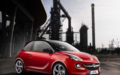 Would You ADAM And Eve It? A Baby Vauxhall (Video)