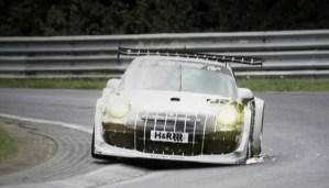 Slow Motion Nurburgring