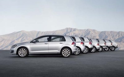 Video: First Advert For New Volkswagen Golf
