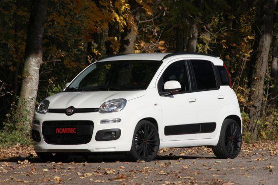 Novitec Fiat Panda 2012