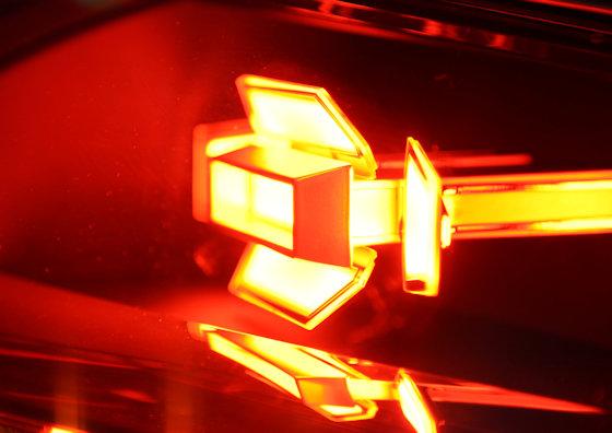 Audi OLED Light Cluster