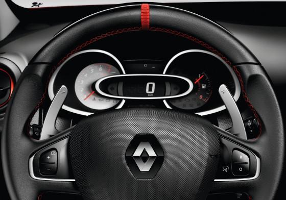 Renaultsport Clio 200 Turbo Steering Wheel