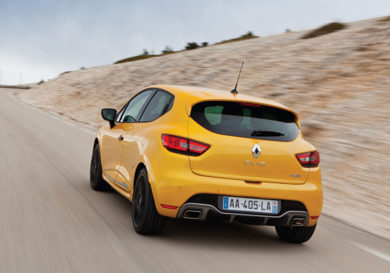 Renaultsport Clio 200 Turbo Cup Rear