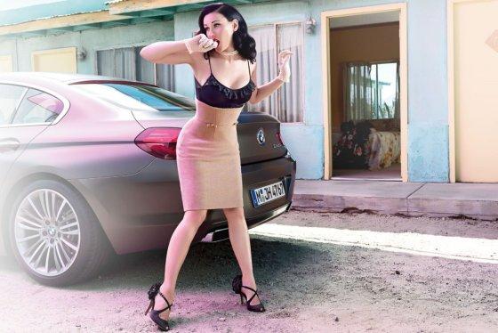BMW 6 Series Gran Coupe Burlesque