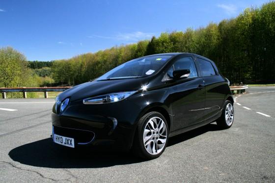 Renault Zoe Dynamique