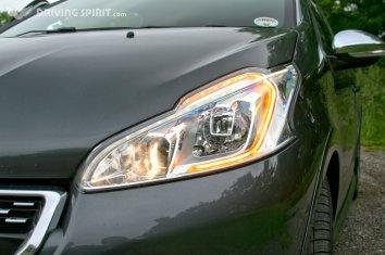 Peugeot 208 GTI Headlight