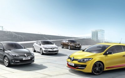 First Glimpse Of Revised Renaultsport Megane