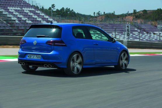 Volkswagen Golf R (2014)