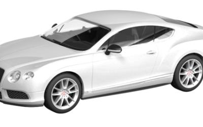 Corgi's New Bentley Collection