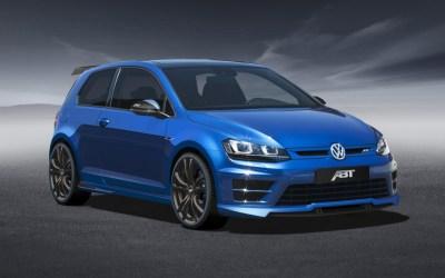 ABT's Volkswagen Golf VII R