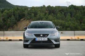 SEAT Leon Cupra 280 5-door Front (2014)