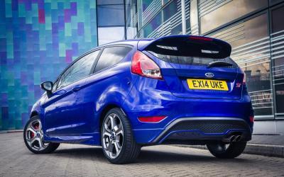 Ford Ups Spec On Fiesta ST3