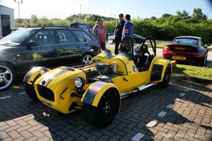Car Cafe - Ford Zetec-Powered MNR