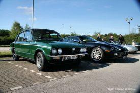 Car Cafe - Dolly meets Jag