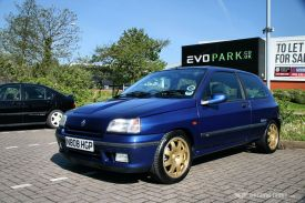Car Cafe - Clio Williams 3
