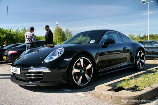 Car Cafe - Porsche 911 50th Anniversary