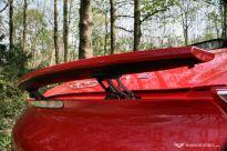 Porsche Boxster 981 Rear Spoiler