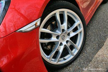 Porsche Boxster 981 Wheels