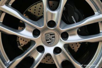 Porsche Boxster 981 Front Brakes
