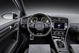 Volkswagen Golf R 400 Dashboard