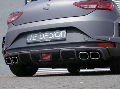 JE Design SEAT Leon Cupra Widebody Kit