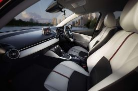 2015 Mazda 2 Interior