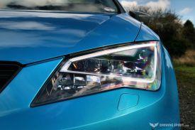 SEAT Leon FR TDI 184PS Headlight