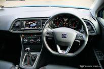 SEAT Leon FR TDI 184PS Dashboard