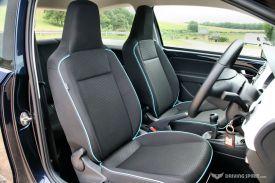 SEAT Mii Toca Seats (2014)