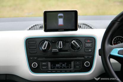 SEAT Mii Toca Centre Console (2014)