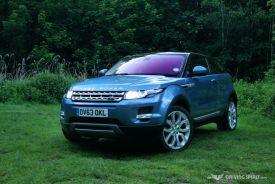 Range Rover Evoque Prestige Coupe 2014-19