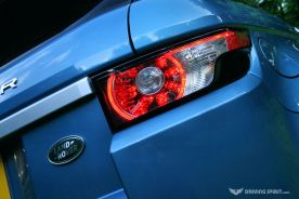 Range Rover Evoque Prestige Coupe Rear LED Light