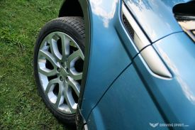 Range Rover Evoque Prestige Coupe Wheel