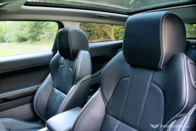 Range Rover Evoque Prestige Coupe Seats