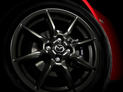 Mazda MX-5 Wheel