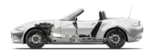 Mazda MX-5 Technical