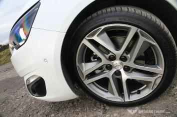 Peugeot 308 Feline Saphir Alloy Wheel