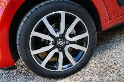 Renault Twingo Wheel (2014)