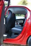 Renault Twingo Rear Seats (2014)