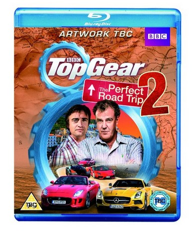 Top Gear Perfect Road Trip 2