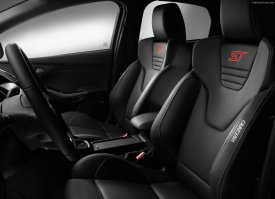 2015 Ford Focus ST Recaro Seats