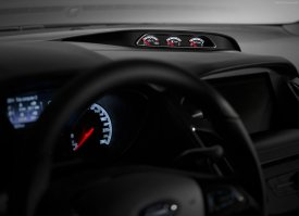 2015 Ford Focus ST Dials