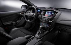 2016 Ford Focus RS Interior