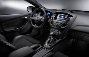 2016 Ford Focus RS Interior