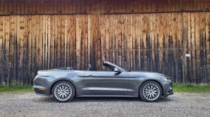 Ford Mustang Convertible 2015 06