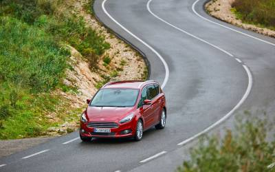 Ford S-Max – Don't Be 'Sports Dad'