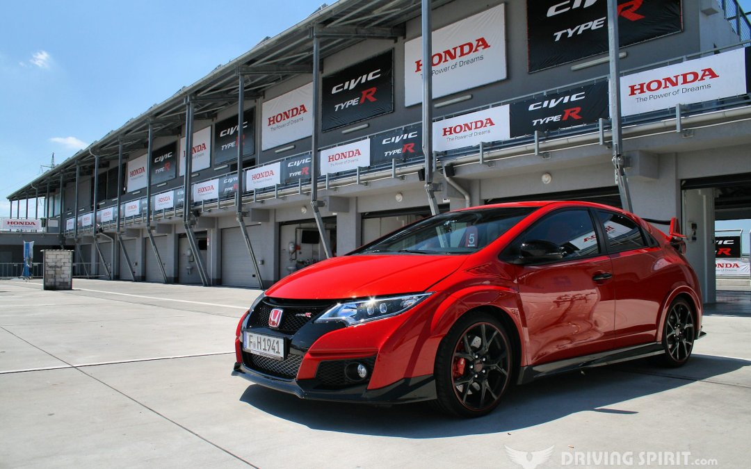Honda Civic Type R – Back From The Red