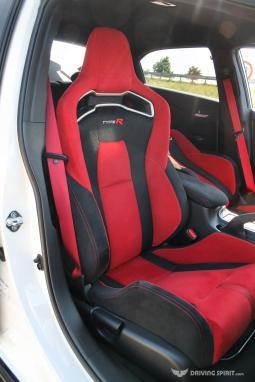 Honda Civic Type R Front Seats 2015 01