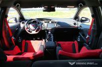Honda Civic Type R Interior 2015 01